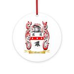 Ellett Ornament (Round)