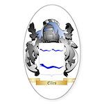 Elles Sticker (Oval 10 pk)