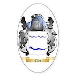 Elles Sticker (Oval 50 pk)