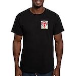 Elkinton Men's Fitted T-Shirt (dark)