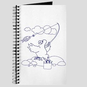 Fishing dodo Journal