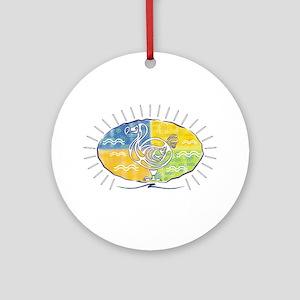 The first dodo Ornament (Round)