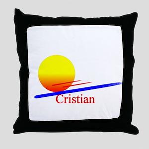 Cristian Throw Pillow