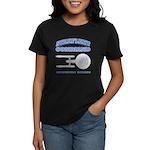Starfleet Accounting Division Women's Dark T-Shirt
