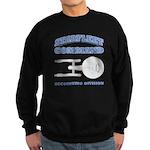 Starfleet Accounting Division Sweatshirt (dark)
