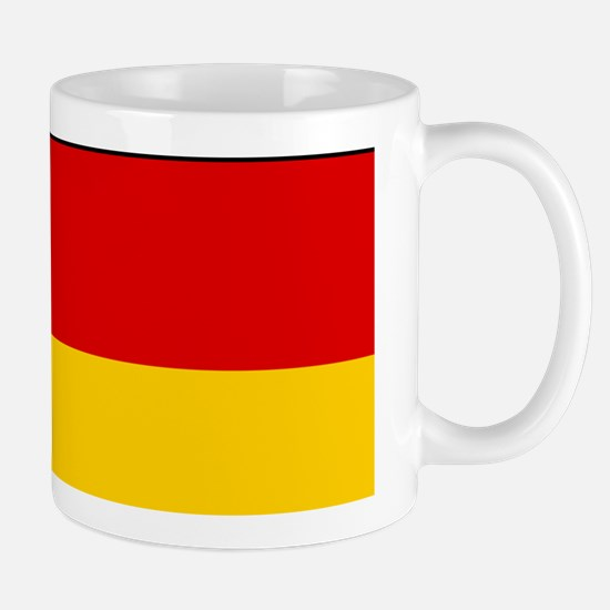 Germany Flag Mug