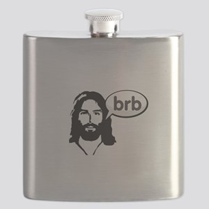 Jesus brb Flask