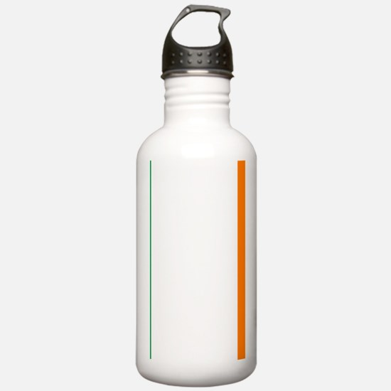 Ireland Flag Water Bottle