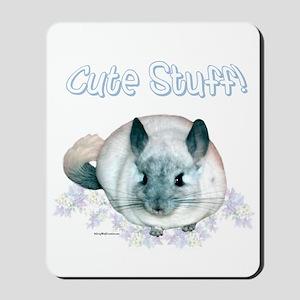 Chin Cute Mousepad