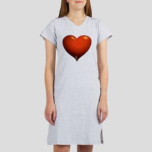 Heart of Love Women's Nightshirt