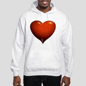 Heart of Love Hooded Sweatshirt