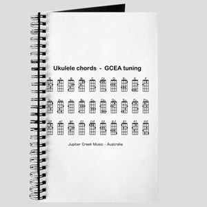 Ukulele chords Journal