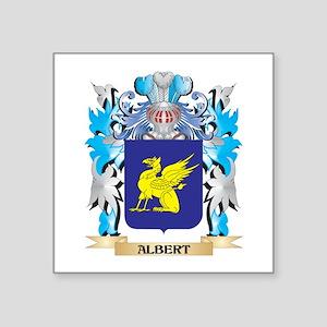 Albert Coat Of Arms Sticker