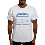 Starfleet Auditing Division Light T-Shirt