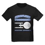 Starfleet Auditing Division Kids Dark T-Shirt