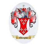 Elkington Ornament (Oval)