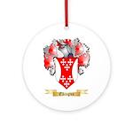 Elkington Ornament (Round)