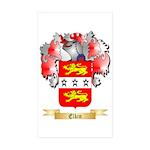 Elkin Sticker (Rectangle 50 pk)
