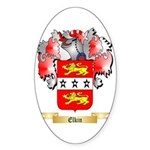 Elkin Sticker (Oval)