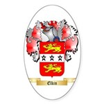 Elkin Sticker (Oval 10 pk)