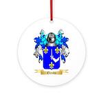 Eliyahu Ornament (Round)