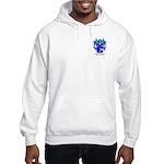 Elijahu Hooded Sweatshirt