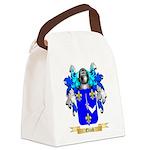 Elijah Canvas Lunch Bag