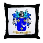 Eliez Throw Pillow