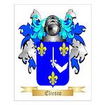 Eliesco Small Poster