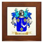 Eliesco Framed Tile