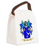 Elie Canvas Lunch Bag