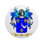 Elie Ornament (Round)