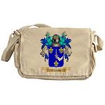 Eliasson Messenger Bag