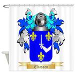 Eliassen Shower Curtain