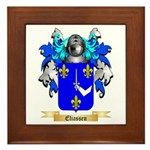 Eliassen Framed Tile