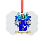 Elias Picture Ornament