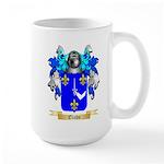 Eliahu Large Mug