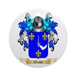 Eliahu Ornament (Round)