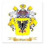 Elgar Square Car Magnet 3