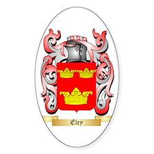 Eley Sticker (Oval)
