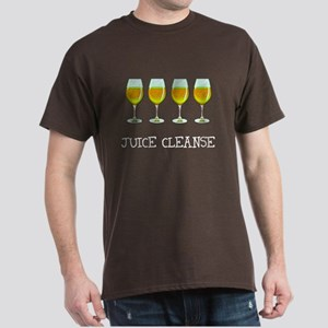 Juice Cleanse Juice Diet Dark T-Shirt