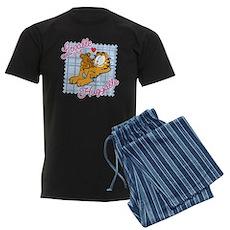 Lovable & Huggable Men's Dark Pajamas