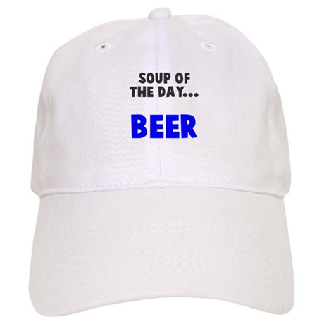 Soup of the day beer Cap
