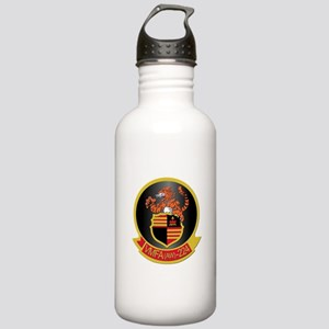 USMC - VMFA(AW) - 224 Stainless Water Bottle 1.0L