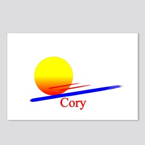 Cory Postcards (Package of 8)
