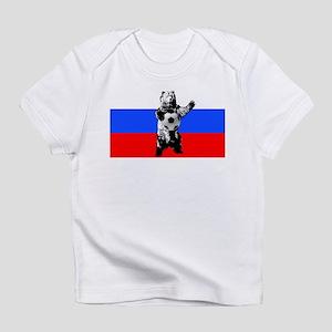 Russian Football Flag Infant T-Shirt
