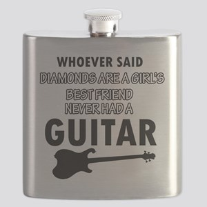 Electric Guitar designs Flask