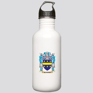 Alfonso Coat Of Arms Water Bottle