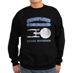 Starfleet Legal Division Sweatshirt (dark)