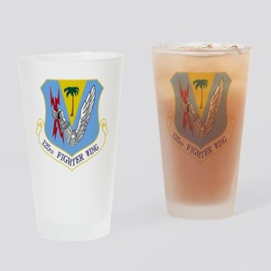 125th FW Drinking Glass